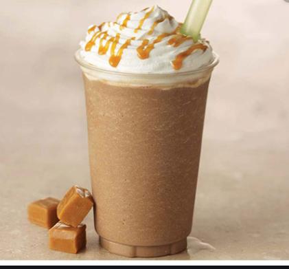 Cafe ice blended